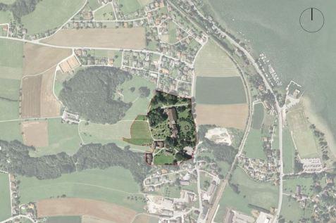 Luftbild Areal